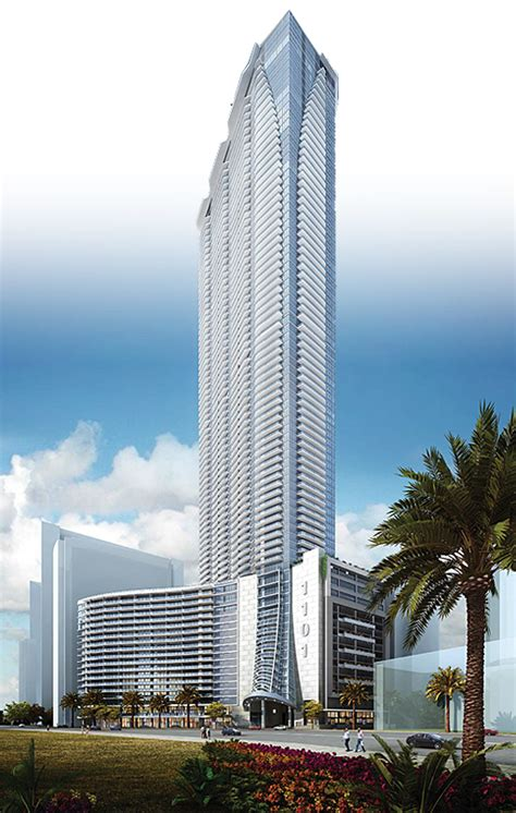 Garage With Apartment Above Construction Begins At Panorama Tower Miami S Tallest Yet