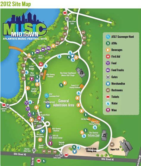 music midtown arrives september 21 22 2012