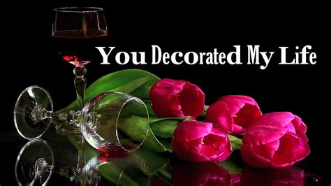 You Decorated by You Decorated Kenny Rogers Lyrics Hd