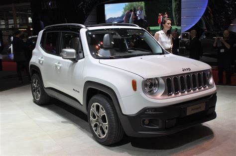 Jeep Cars 2015 2015 Jeep Renegade Pictures Photos Gallery The Car