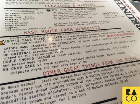 hash house a go go menu chicken and waffles picture of hash house a go go chicago tripadvisor