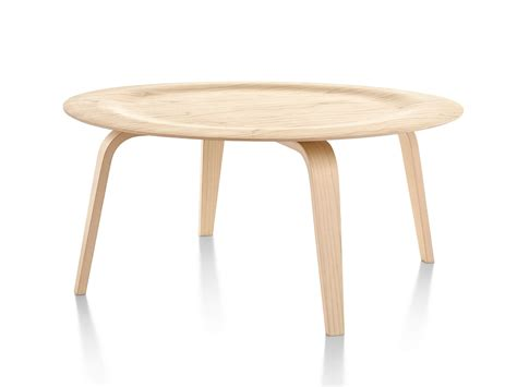 eames plywood coffee table eames molded plywood coffee table wood base herman miller