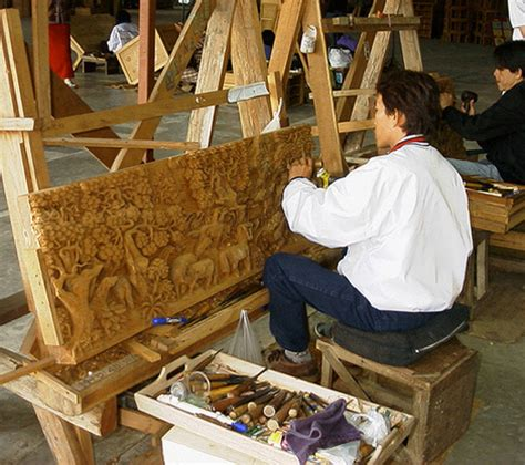 Handmade In Thailand - how to buy handmade furniture in chiang mai thailand and