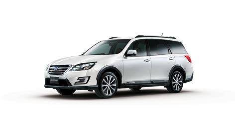 subaru exiga 2015 2016 subaru exiga crossover 7 features and details