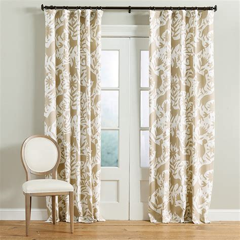 ballard designs drapes otomi drapery panel ballard designs