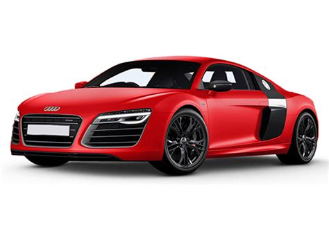 Audi R8 Red Color Pictures   CarDekho India