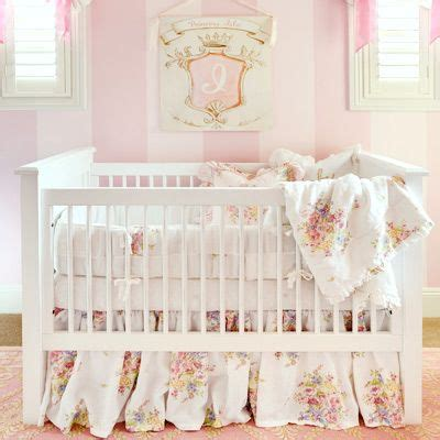 Patchwork Crib Bedding - notte linens gwen patchwork crib bedding set