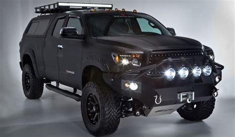Toyota Tundra Diablo Devolro Diablo El Toyota Tundra Llevado Al Extremo Motor