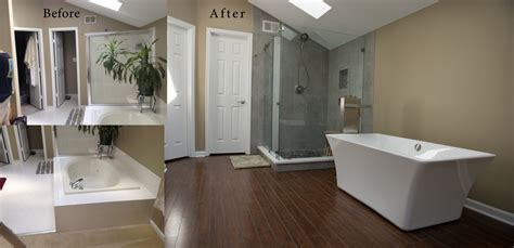 Before and after remodeling gallery ? Kitchen, Bathroom