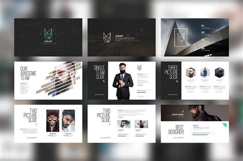 template inspiration 60 beautiful premium powerpoint presentation templates