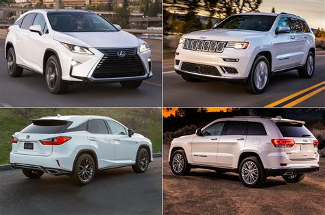 Compare Jeep Grand Models by Jeep Grand Reviews Research New Used Models