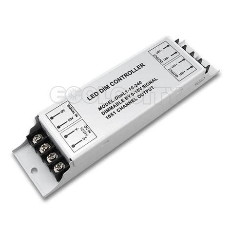 0 10v signal led pwm dimmer