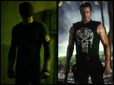 Tshirt War Sone Punisher daredevil netflix vs punisher battles