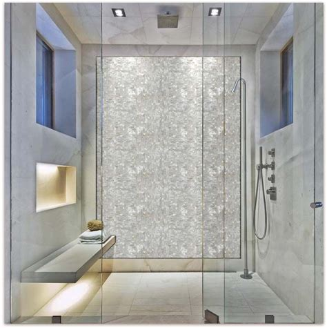 pearl mosaic bathroom tiles 17 best ideas about iridescent tile on pinterest mermaid
