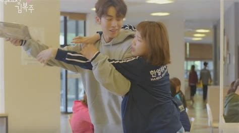 bioskopkeren weightlifting fairy serunya persahabatan nam joo hyuk lee sung kyung di