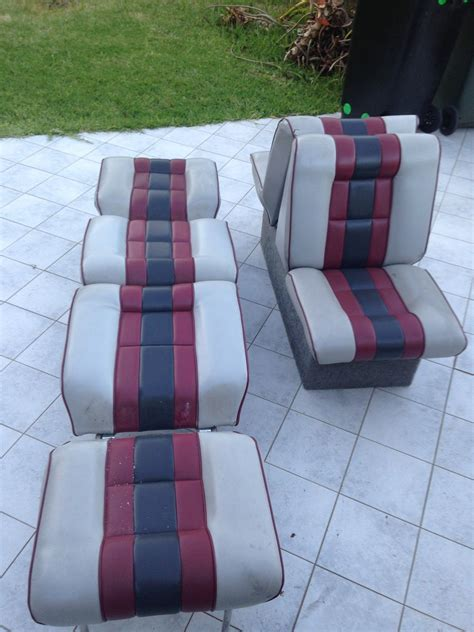 Reclining Seats For Sale by Back To Back Boat Reclining Seats For Sale For Boats