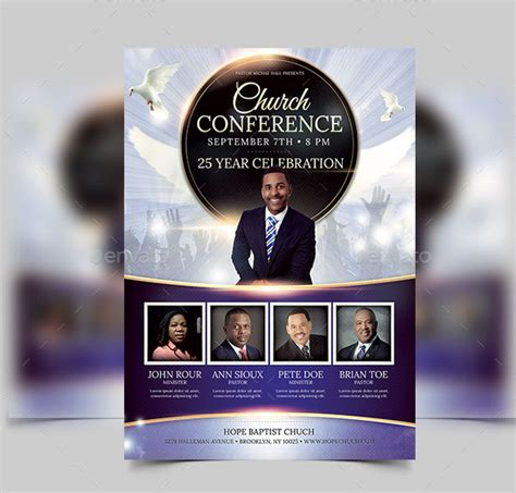 free flyer templates for church events free flyer 34 free psd church flyer templates in psd for special