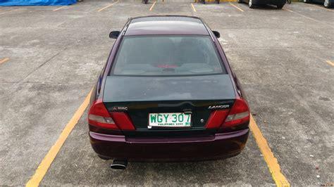 mitsubishi lancer 1999 car for sale metro manila philippines mitsubishi lancer 1999 car for sale metro manila