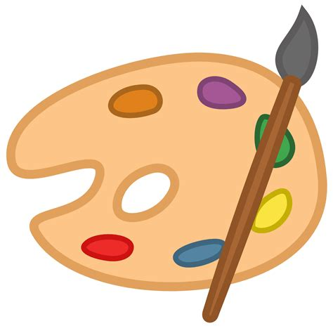 artists clipart artist paint palette clip clipart best