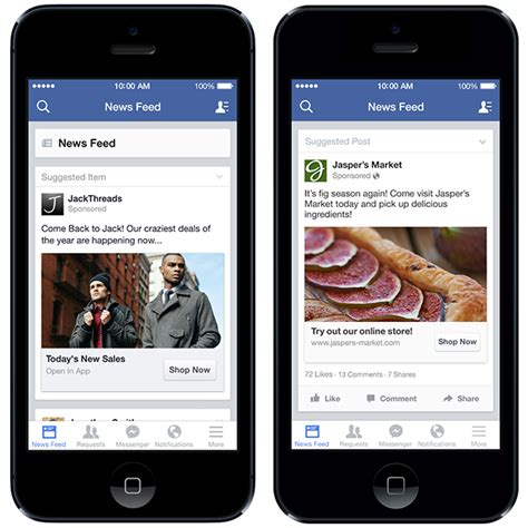 faceebook mobile launches website and mobile app custom audiences