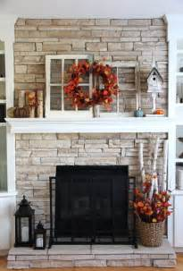 best 25 fall fireplace decor ideas on