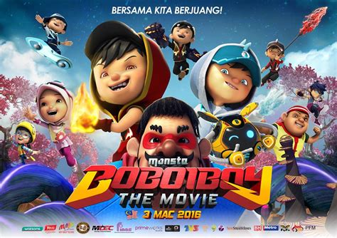 film animasi 2016 gambar boboiboy the movie 2016 sfera kuasa gambar naruto