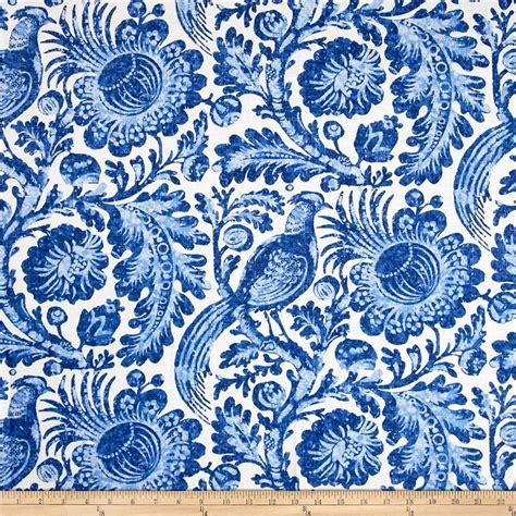 Designer Upholstery Waverly Tucker Resist Blend Porcelain Discount Designer