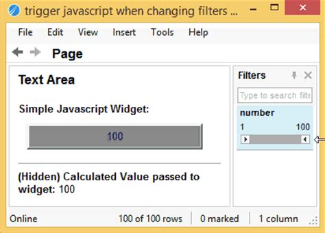 date format javascript filter spotfire developer trigger javascript when changing filters