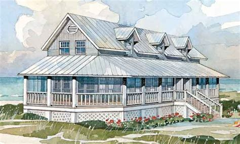 southern living coastal house plans southern living coastal cottage house plan low country