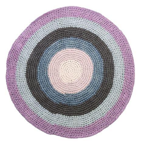 Kinderteppich Rund by Biokinder H 228 Kel Teppich Kinderteppich Rund Aus Baumwolle