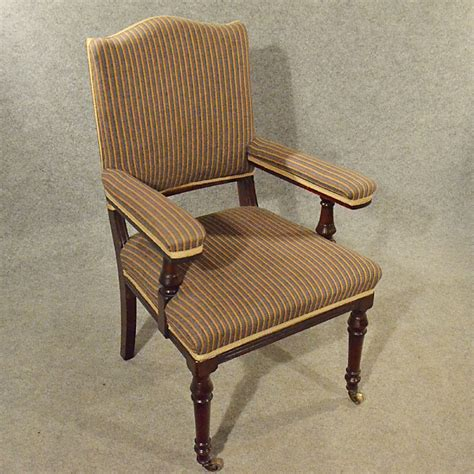 antique victorian armchair antique armchair mahogany salon easy chair comfortable english victorian c1900