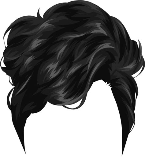 hairstyles png hair png images women and men hairs png images download