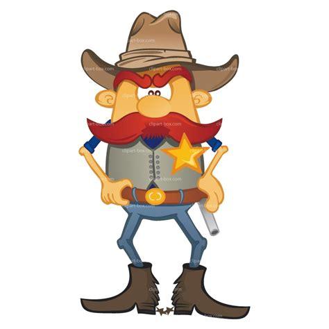 arts clipart sheriff clipart 43