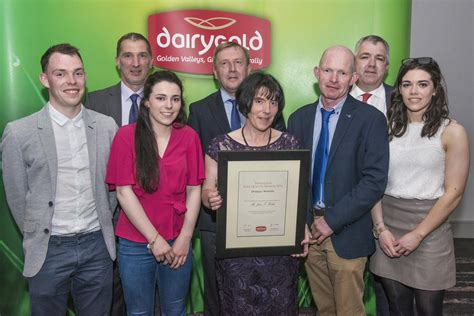 Melky Overall Quality dairygold announces overall milk quality award winner