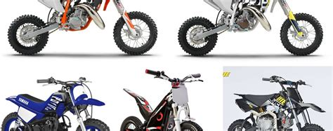 top motocross bikes top 5 mini motocross bikes f 252 r kinder motorrad