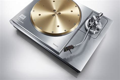 best technics turntables technics unveils new quot premium quot sp 10r and sl 1000r turntables