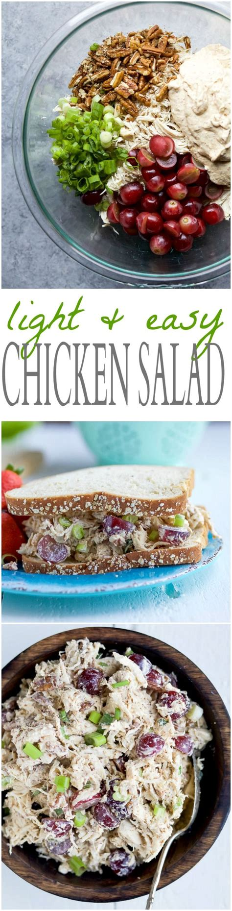light chicken salad recipe best 25 chicken salad recipes ideas on pinterest best