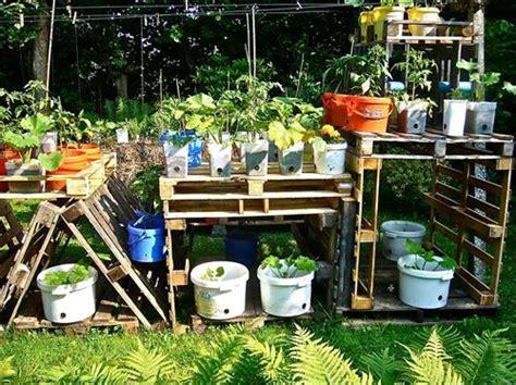 10 Pallet Gardening Ideas Pallets Designs Pallets Garden Ideas