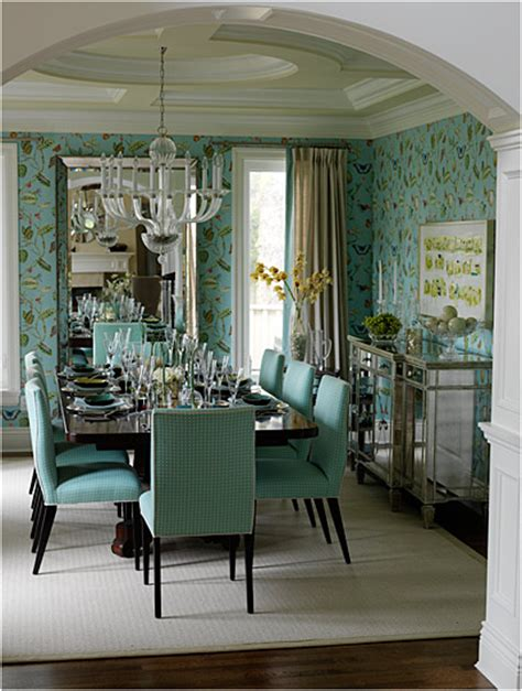 blue dining room blue and green dining room room design inspirations