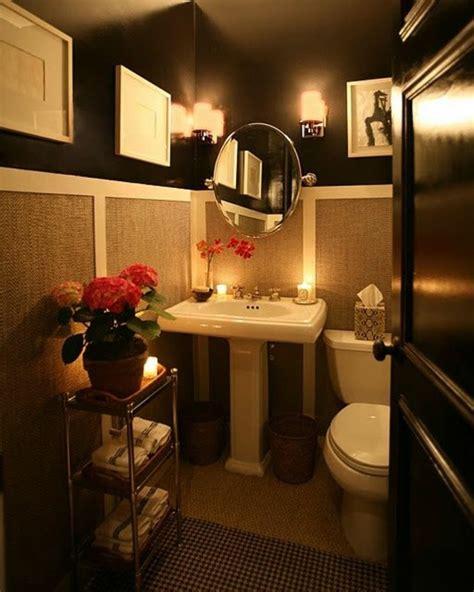deko badezimmer braun beige badezimmer deko ideen
