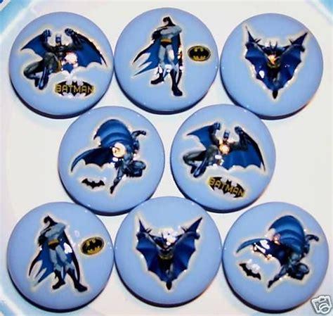 Batman Dresser Knobs by 8 Blue Batman Dresser Drawer Knobs Glow Trim 23 00 Via