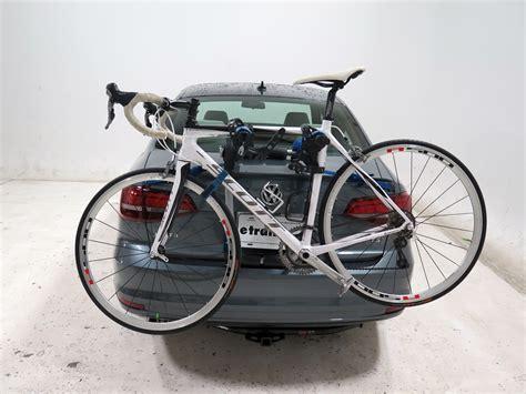 Volkswagen Bike Rack by Volkswagen Jetta Thule Archway Xt 2 Bike Rack Trunk