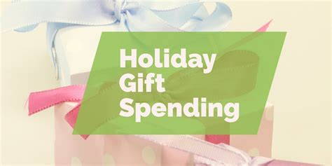 how much is too much when spending on christmas gifts for