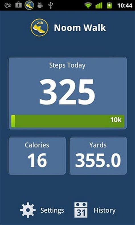 walking apps for android 5 free android pedometer apps