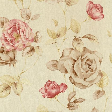 vintage flower wallpaper uk vintage floral wallpaper uk wallmaya com