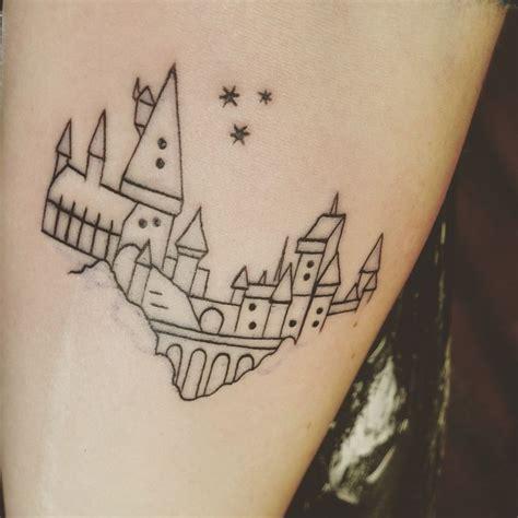 hogwarts castle tattoo best 25 ohana ideas on ohana meaning