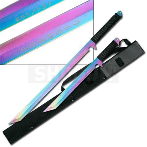 Set Hk Rainbow rainbow sword set