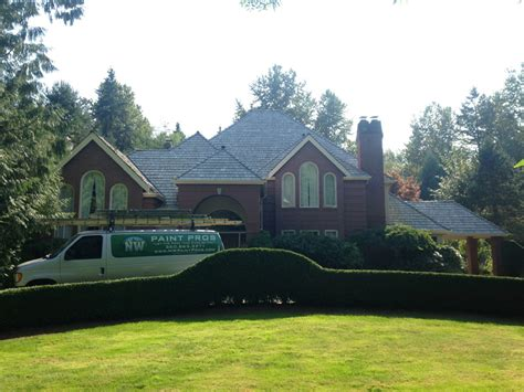 seattle ravenna autumn color craftsman exterior painting how much does it cost to paint a house exterior paint