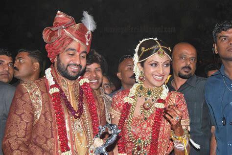 Actress Bollywood Shilpa Shetty Wedding Photos   wedding