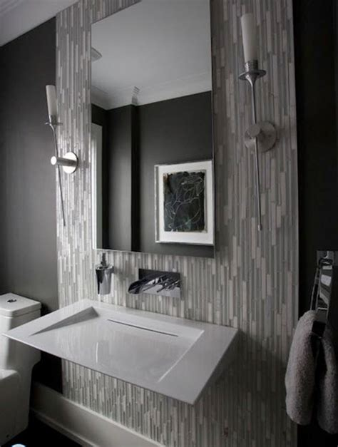 Modern Bathroom Tile Gray 40 Modern Gray Bathroom Tiles Ideas And Pictures